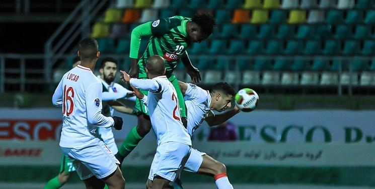 الکویت با گل دقیقه 120 حریف استقلال شد