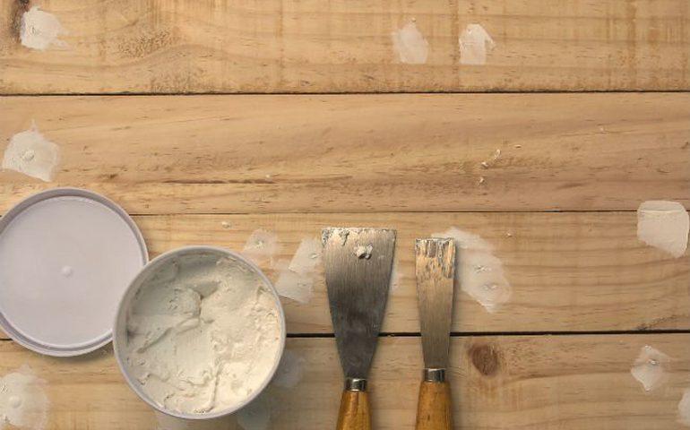 آموزش بازسازی وسایل چوبی
