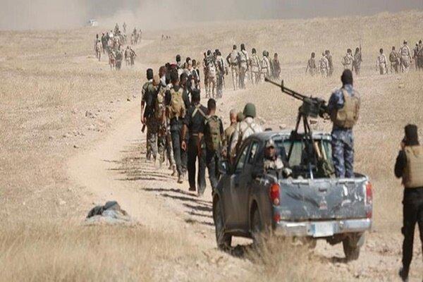 شروع عملیات فرماندهان پیروزی در الأنبار عراق توسط حشد شعبی