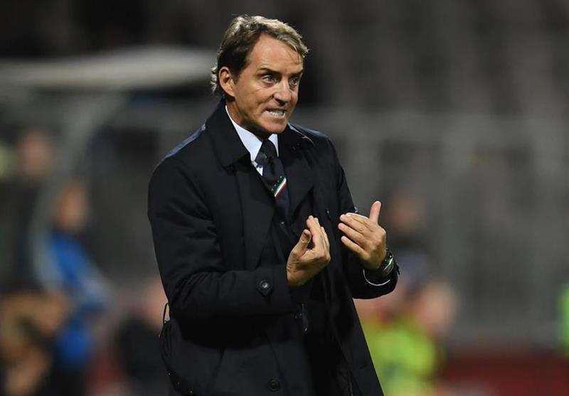 مانچینی: از قرعه ایتالیا در لیگ ملت های اروپا راضی هستم، اوضاع به زودی آرام می گردد