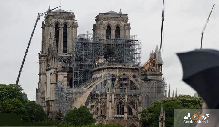 کرونا و قرنطینه پاریس مشکل بازسازی نتردام را دوچندان کرد