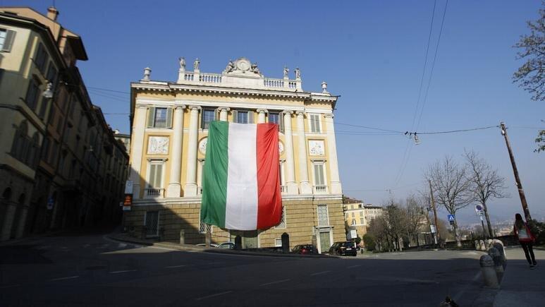 ایتالیا یک سوم مرگ های ناشی از کووید-19 را به خود اختصاص داده است