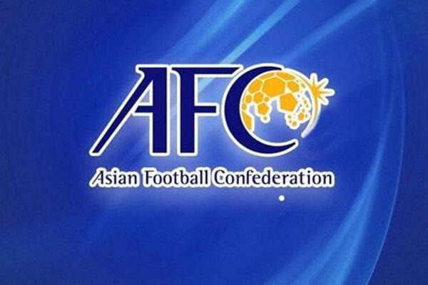 تبریک نوروزی AFC با حضور ستارگان فوتبال ایران