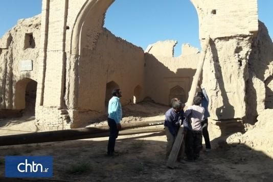 مسجد کمالی قوژدِ گناباد مرمت شد