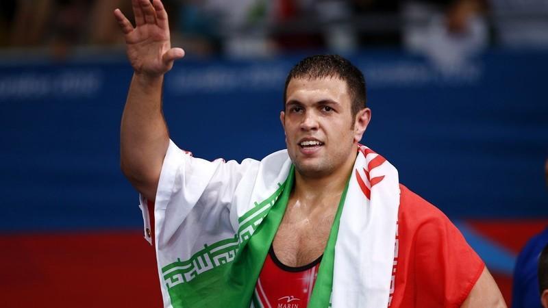 قاسمی: من فرزند کوچک مردم عظیم ایران هستم، کسب مدال طلای کشتی المپیک لذت زیادی دارد