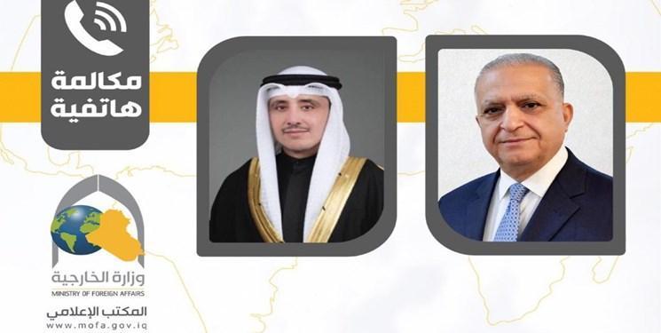 کویت درباره بازسازی شهرهای آزاد شده از داعش با عراق رایزنی کرد
