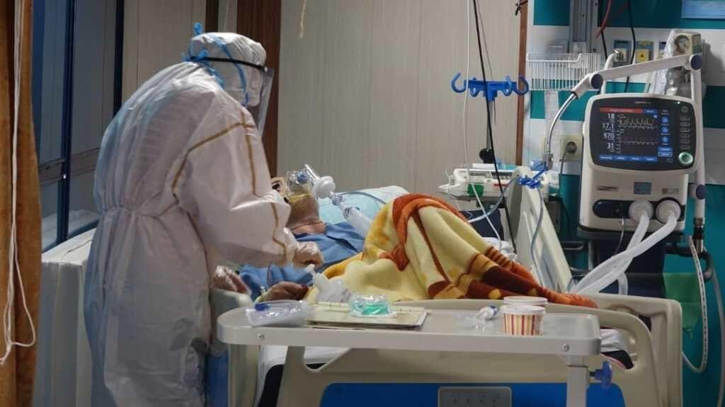 خبرنگاران حجم بیماران ورودی به مراکز درمانی قم افزایش یافت