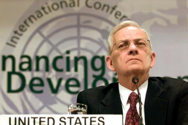 وزیر خزانه داری دولت جرج بوش و یکی از منتقدان جنگ عراق درگذشت