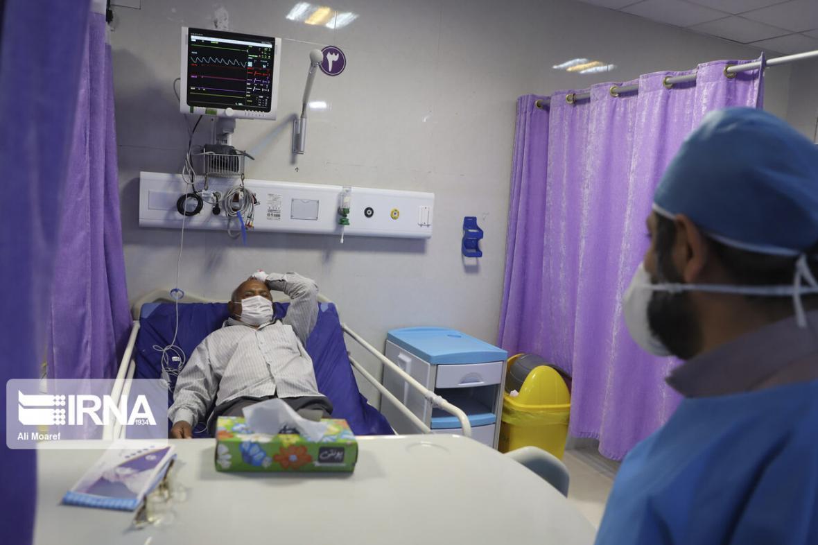خبرنگاران افزایش 50 درصدی موارد بستری بیماری کرونا در خوزستان