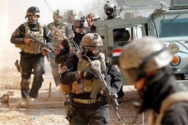 هلاکت فرمانده نظامی داعش و چند عنصر تروریستی در غرب الانبار