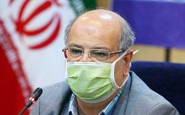 شرایط تهران از نظر کرونا بسیار شکننده است، هنوز به نقطه مطلوب نرسیده ایم
