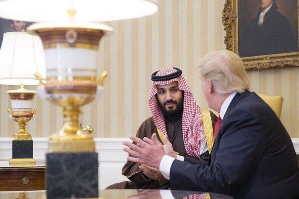 پشت پرده اصرار ترامپ بر فروش تسلیحات به عربستان