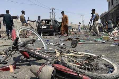 23 کشته بر اثر انفجار در افغانستان
