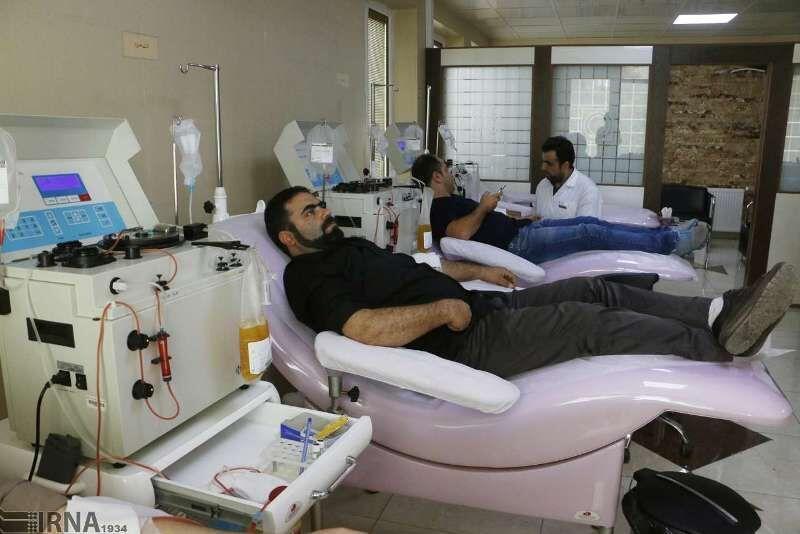 خبرنگاران 330 واحد پلاسمای بهبود یافتگان کووید 19 در تهران اهدا شد