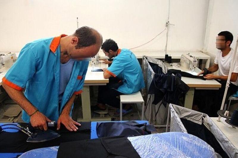 خبرنگاران 469 بهبود یافته اعتیاد در کردستان آموزش مهارتی دیدند