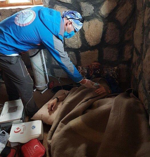 عدم توجه کوهنوردان به هشدار ستاد پیشگیری از حوادث کوهستان در دماوند