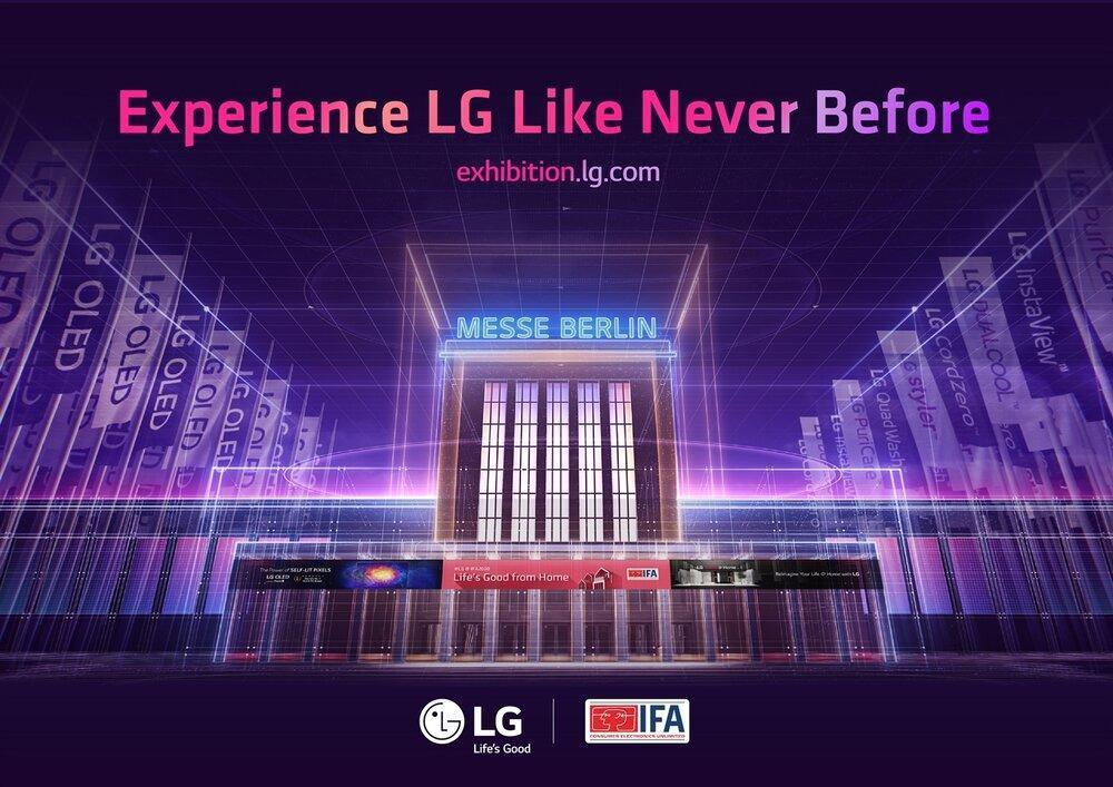افتتاح نمایشگاه کاملاً مجازی ال جی ، چشم انداز خانه ای یکپارچه و تکامل یافته در غرفه آنلاین IFA