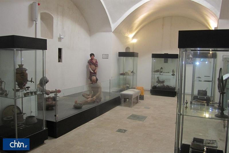 اجرای عملیات بهسازی تأسیسات الکتریکی موزه فاروج