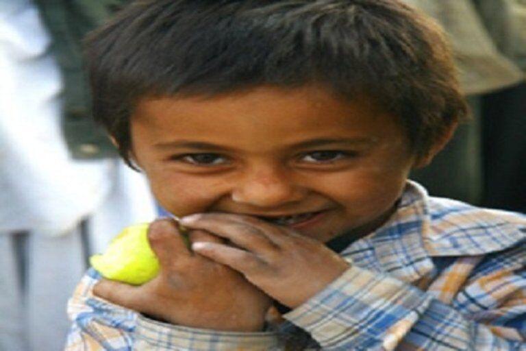 خبرنگاران یک میلیون ریال ماهانه برای تغذیه بچه ها هرمزگانی پرداخت می گردد