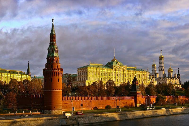 هرچیزی که باید درباره کاخ کرملین مسکو بدانید، عکس