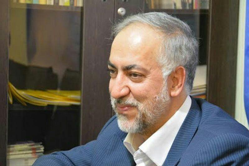 خبرنگاران ابراهیم عزیزی به عنوان نماینده سوم کرمانشاه به مجلس راه یافت