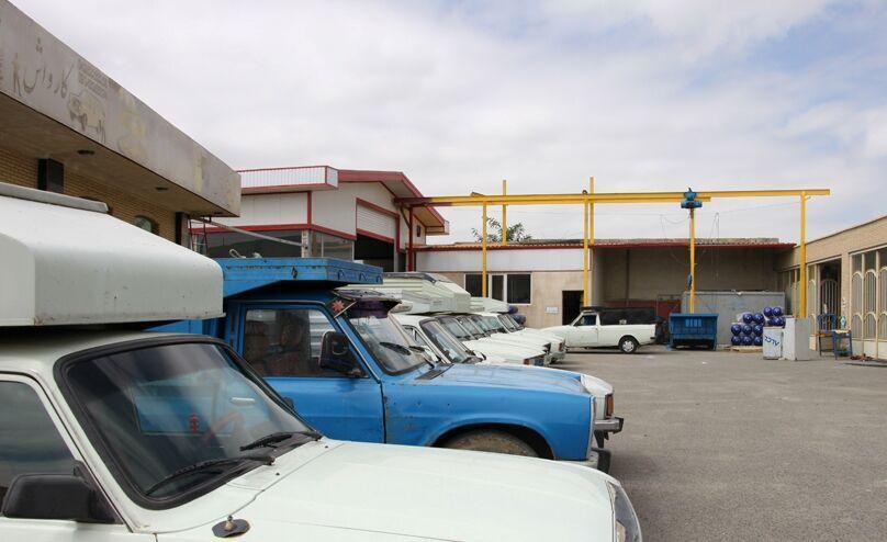 حدود 4500 خودرو عمومی در آذربایجان شرقی دوگانه سوز می شوند