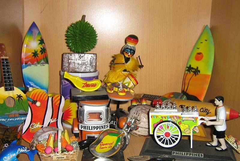 چه چیزهایی از فیلیپین سوغات بخریم؟