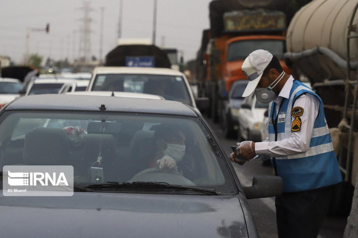 خبرنگاران 13 هزار و 490 خودرو در خراسان جنوبی به مبدا بازگشت داده شد