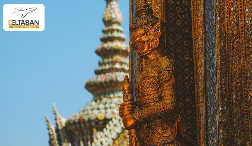 رسومات شگفت انگیز تایلندی ها