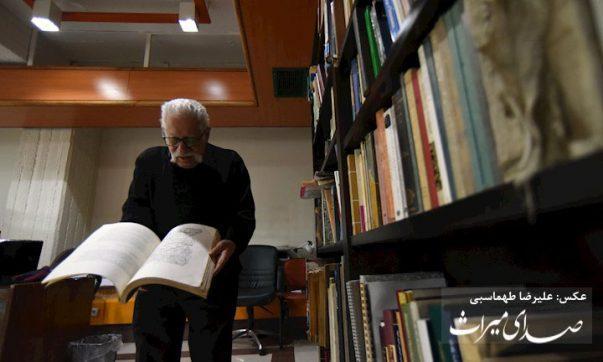 پرفسور عبدالمجید ارفعی؛ تنها بازمانده عیلامی ها در ایران از بیمارستان ترخیص شد، کرونا مترجم 81 ساله الواح هخامنشی را رها کرد