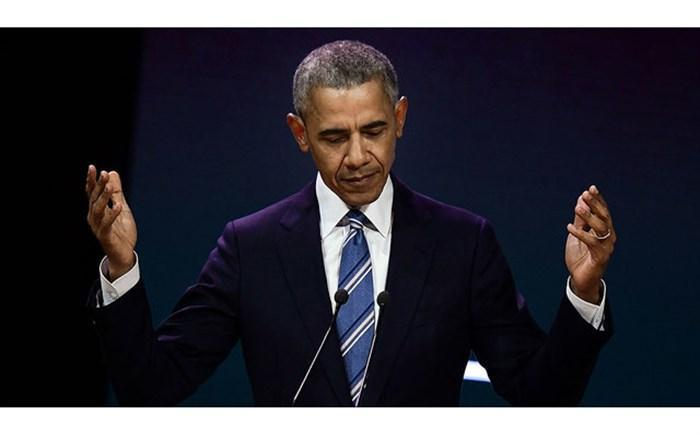 اوباما: می توان ترامپ را به زور از کاخ سفید بیرون انداخت