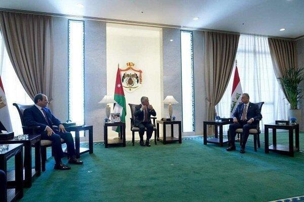عبدالفتاح السیسی از مصطفی الکاظمی برای سفر به مصر دعوت کرد