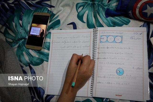 2381 دانش آموز گلستانی محروم از آموزش مجازی