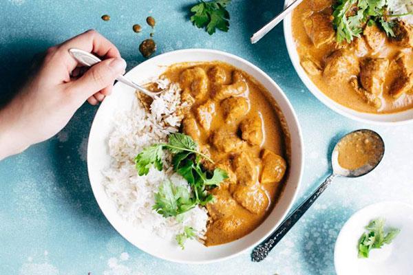 طرز تهیه خورش ماست هندی