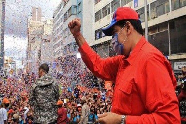 حزب حاکم ونزوئلا در انتخابات پارلمانی پیروز شد