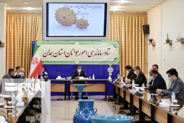 خبرنگاران استاندار همدان: جوانان در اولویت طرح اقدام ملی مسکن قرار دارند