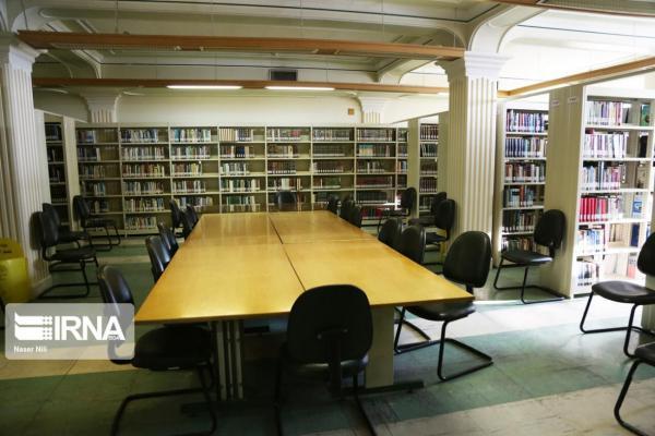 خبرنگاران اعتبار کتابخانه های ایلام 50 درصد افزایش یافت