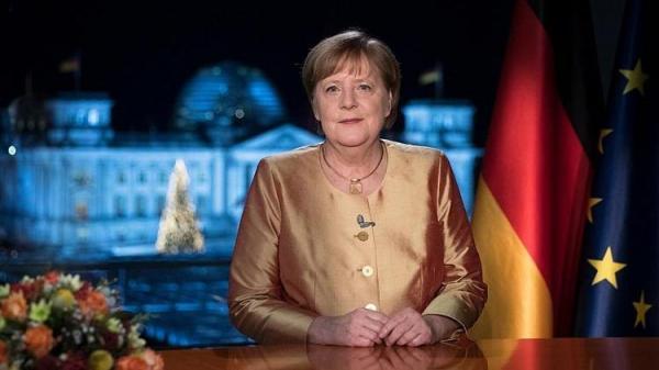 مرکل ریاست اتحادیه اروپا را واگذار کرد