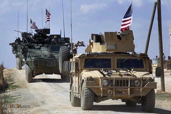حمله گروه قاصم الجبارین به خودروهای وابسته به ارتش آمریکا در بغداد