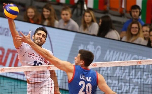 والیبال مهم ترین محور توسعه روابط ورزشی ایران و صربستان شد