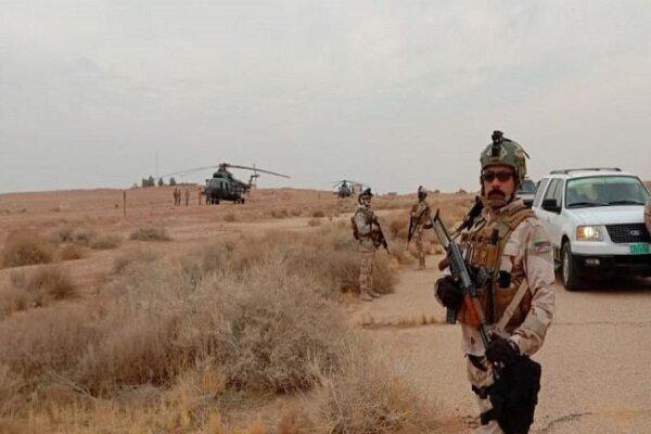 یک عملیات نظامی گسترده علیه عناصر باقی مانده از داعش شروع گردد