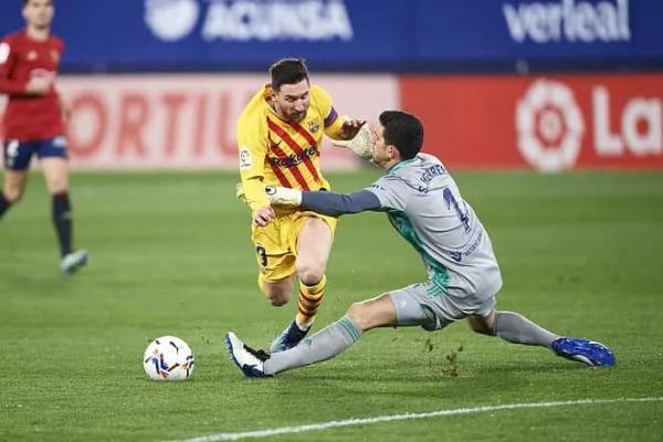 اوساسونا 0-2 بارسلونا؛ نمایش اقتدار در ال سادار خبرنگاران