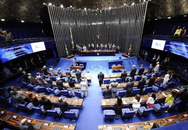 قطعنامه ارتقاء روابط با ایران در مجلس سنای برزیل تصویب شد