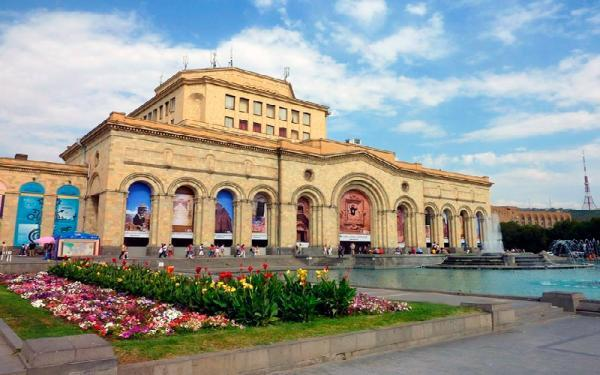 موزه تاریخ ارمنستان؛ از جاذبه های برجسته ایروان، عکس