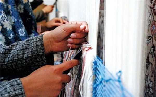 سهم 7.9 درصدی ایران از مجموع صادرات فرش دستباف در دنیا