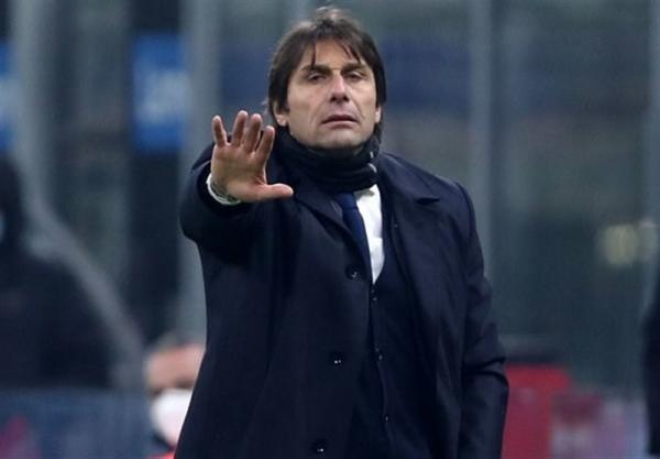 کونته: از ابتدای فصل نتیجه گرا بودیم، از لیگ قهرمانان هم حذف نمی شدیم، برای من اسکودتو مهمتر از فوتبال زیباست