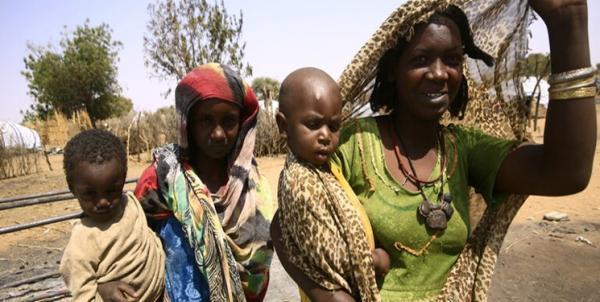 قریب به 2 هزار سودانی از خشونت های دارفور به چاد گریختند