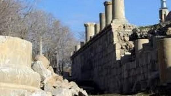 بازسازی در آناهیتا پس از 20 سال کلید خورد