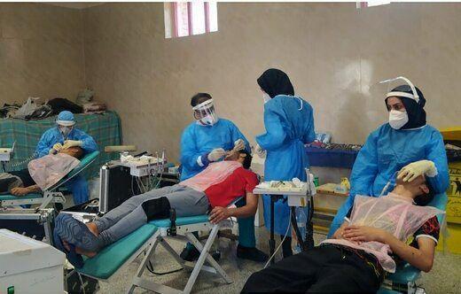 زالی: نیمی از سالمندان ایرانی دندان ندارند
