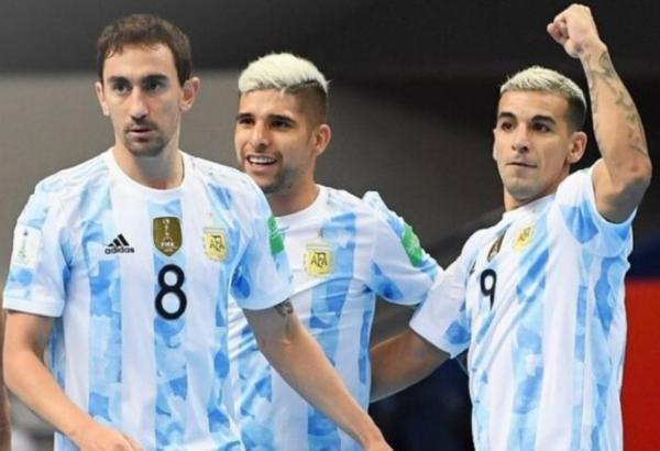 تور ارزان برزیل: جام جهانی فوتسال؛ آرژانتین 2، 1 برزیل؛ صعود آلبی سلسته به فینال